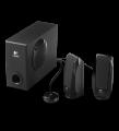 Logitech S-220, 2.1 Lautsprecher
