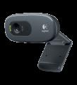 Logitech C270 Webcam 720p HD, 3 MegaPixel